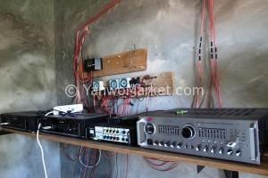 燕屋专用超高效能扬声器