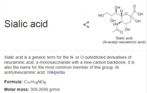 燕窝酸结构