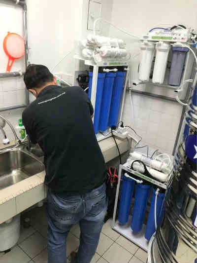 燕窝加工厂净水机