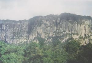 马来西亚沙捞越燕洞