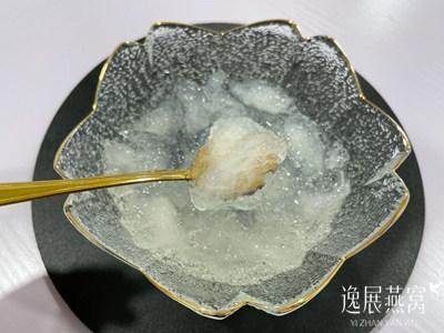 燕角为什么那么硬?燕角炖煮出来像是果冻的原因